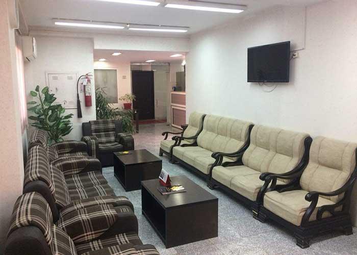 لابی هتل دانش تهران