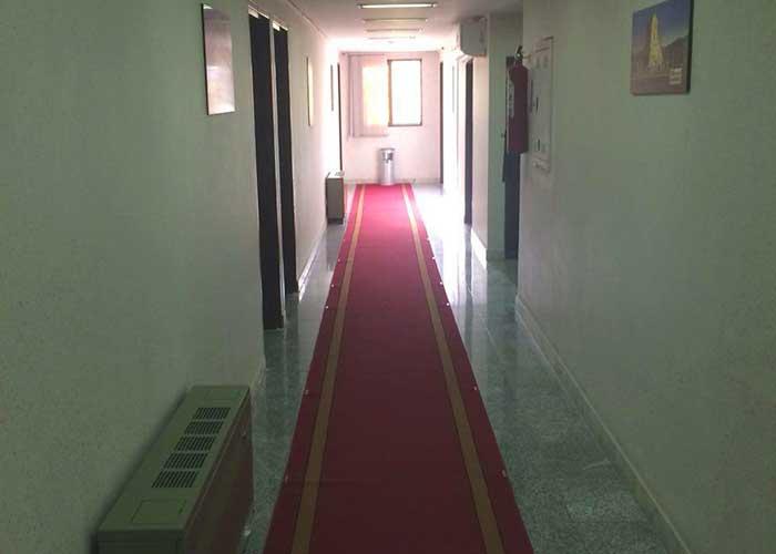 راهرو هتل دانش تهران