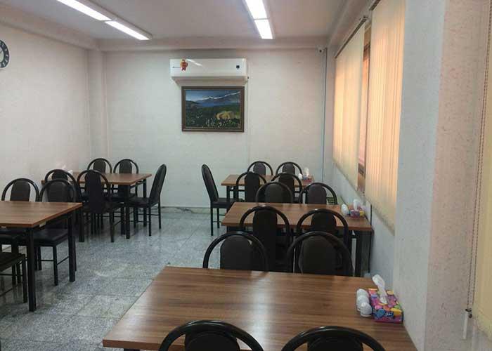 رستوران هتل دانش تهران