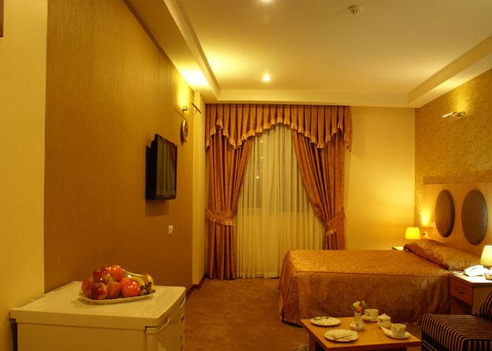 هتل دانشور مشهد