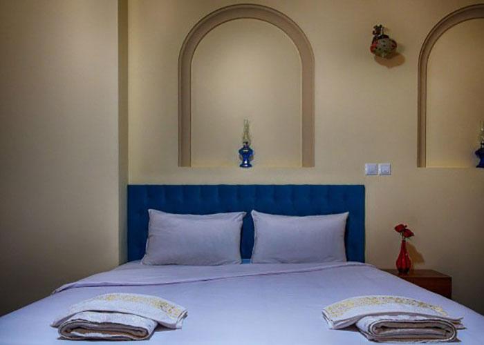 تصاویر اتاق هتل سنتی درباری شیراز