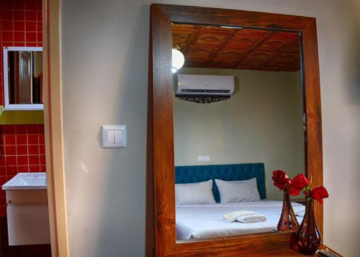 اتاق هتل درباری شیراز