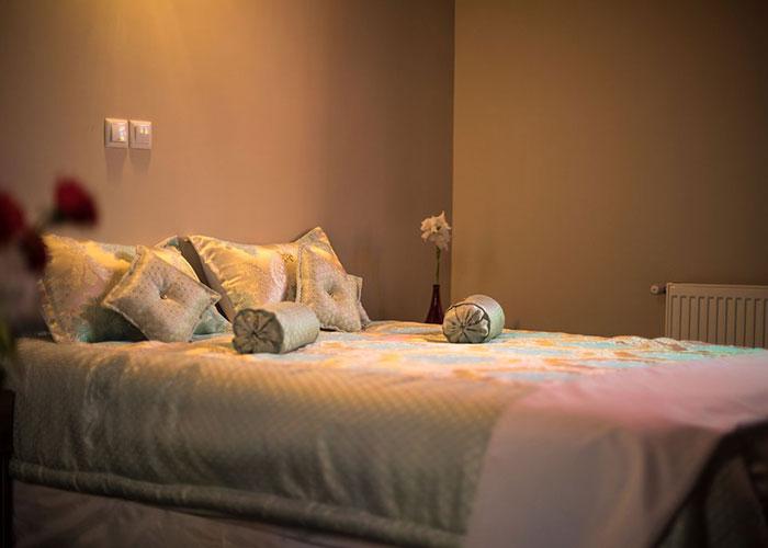 تصاویر اتاق هتل درباری شیراز