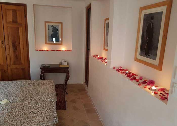 عکس اتاق دو تخته اقامتگاه سنتی درب باغ کاشان