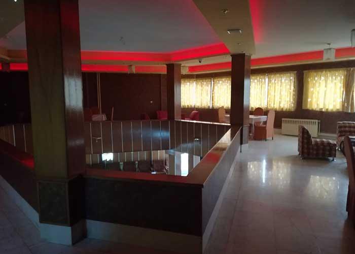 رستوران هتل دریا اردبیل