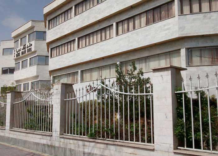 ساختمان هتل دریا اردبیل