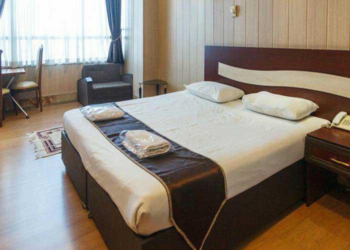 اتاق دو تخته دبل هتل درسا تهران