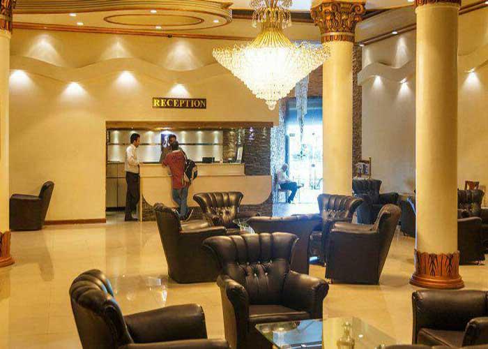 لابی هتل درسا تهران