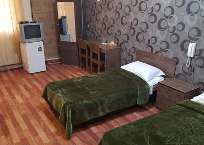 دو تخته هتل دورنا مشگین شهر