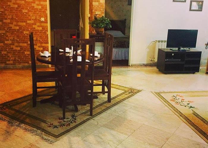 تصاویر اتاق هتل آپارتمان ایده آل تهران