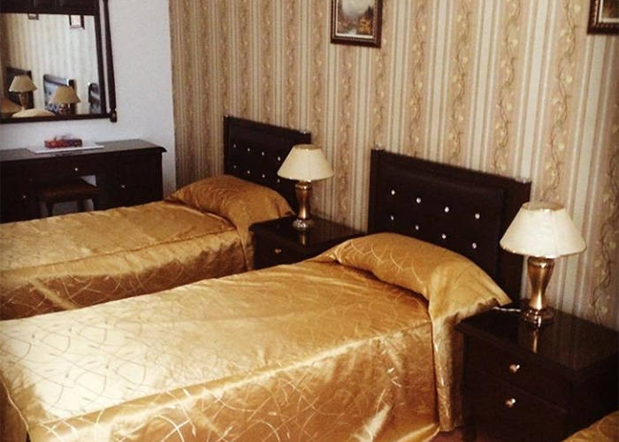 اتاق هتل آپارتمان ایده آل تهران