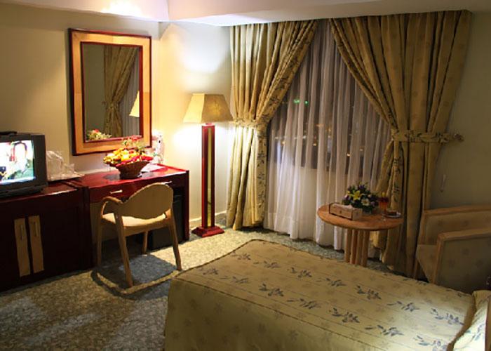 اتاق هتل پارس ائل گلی تبریز