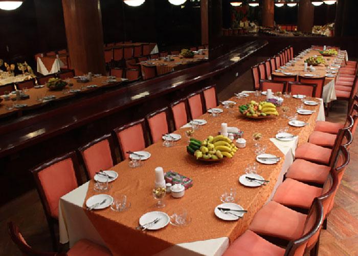 رستوران هتل پارس تبریز