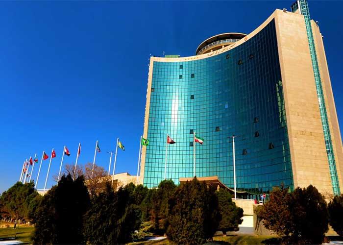 ساختمان هتل پارس تبریز