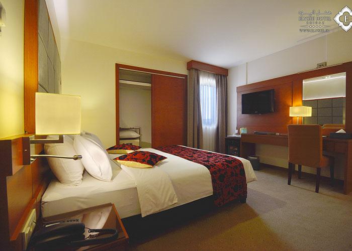 دو تخته دبل هتل الیزه شیراز
