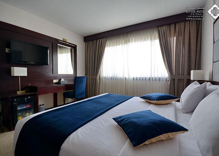 دبل هتل الیزه شیراز