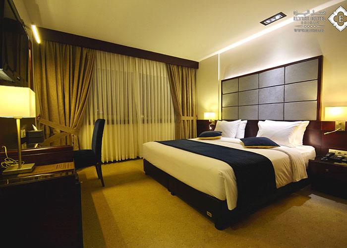 کانکت هتل الیزه شیراز