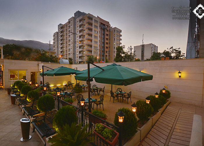 رستوران هتل الیزه شیراز