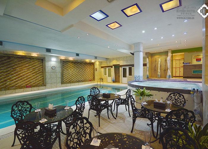 تصاویر مجموعه ورزشی هتل الیزه شیراز