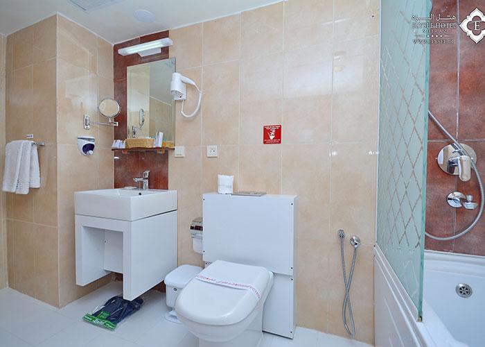 تصاویر سرویس بهداشتی هتل الیزه شیراز