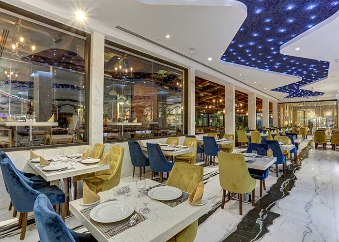 تصاویر رستوران هتل انقلاب تهران