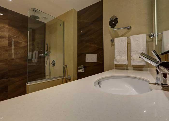 سرویس بهداشتی اتاق هتل انقلاب