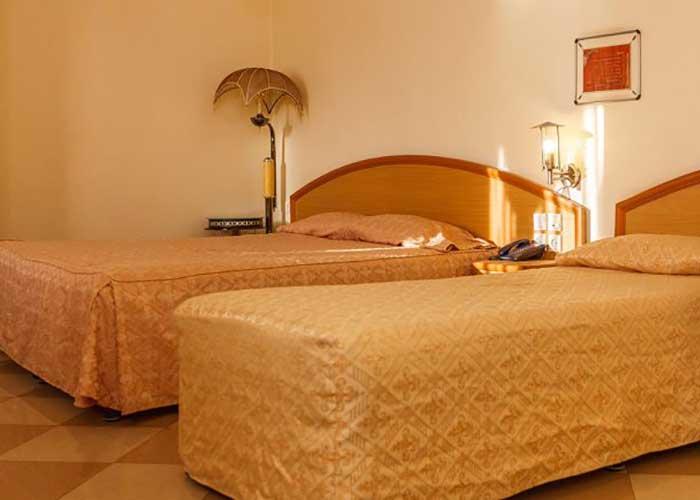 تصاویر اتاق های هتل ارم شیراز