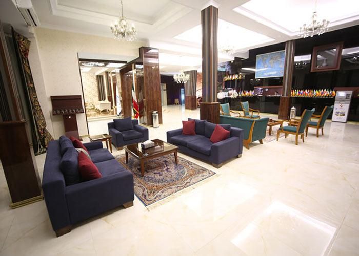 لابی هتل ارم تهران
