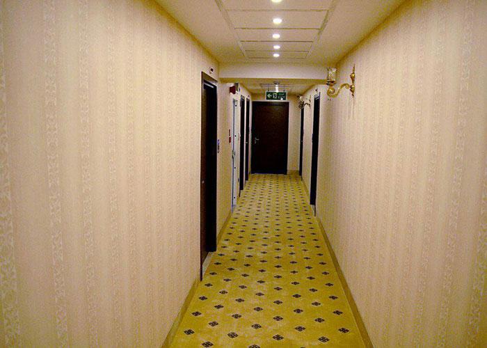 راهرو هتل آپارتمان اریکا مشهد