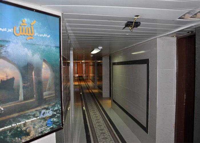 راهرو هتل اصفهان