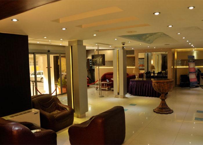 لابی هتل اصفهان