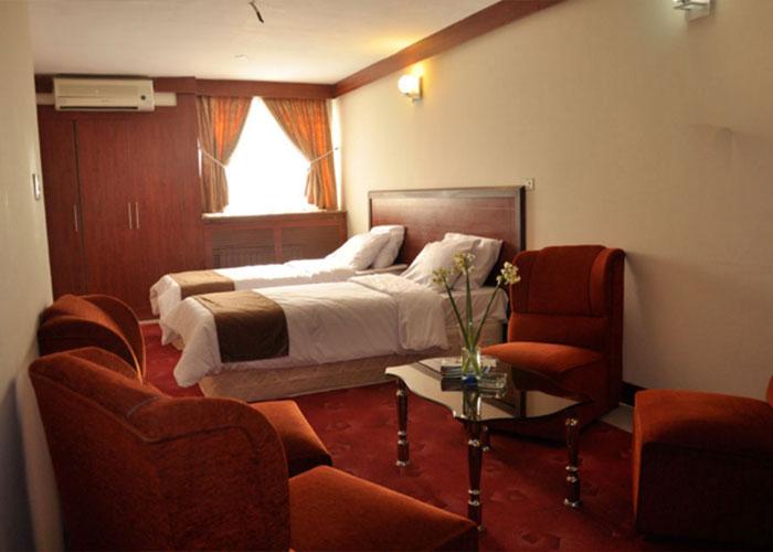 تصاویر هتل سه ستاره اصفهان