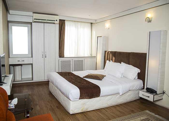 تصاویر اتاق هتل اصفهان
