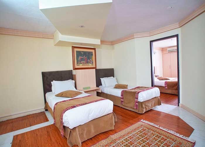 سوئیت هتل اصفهان