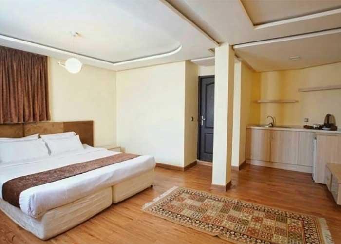دو تخته دبل هتل اصفهان