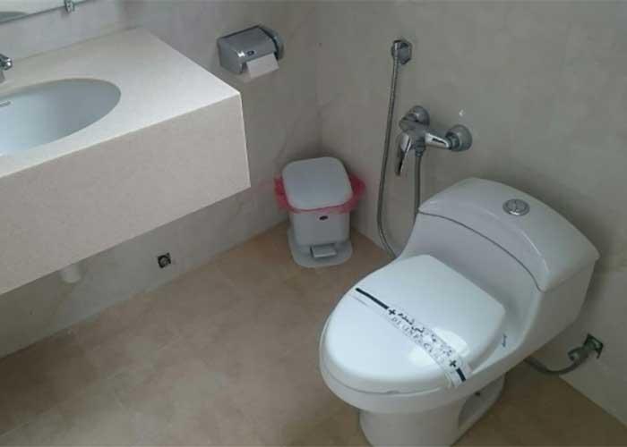 سرویس بهداشتی هتل اصفهان