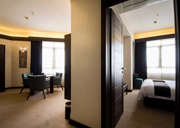 عکس سوئیت هتل اسکان الوند تهران
