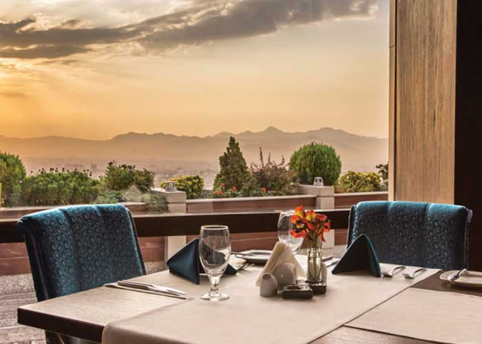 عکس رستوران کنتینتنال هتل اسکان الوند تهران