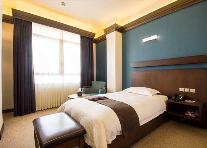یک تخته هتل اسکان الوند تهران