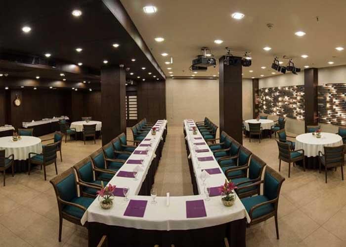 سالن اجتماعات هتل اسکان الوند تهران