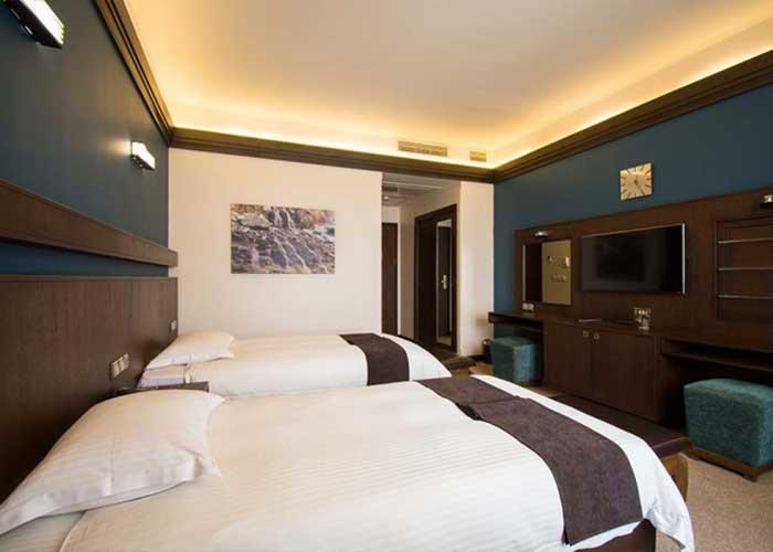 دو تخته توئین هتل اسکان الوند تهران