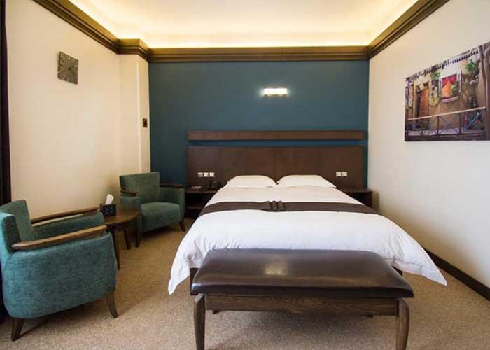 اتاق دو تخته هتل اسکان الوند تهران