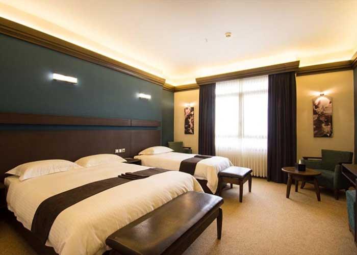 سه تخته هتل اسکان الوند تهران