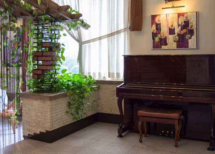 عکس رستوارن هتل اسکان تهران