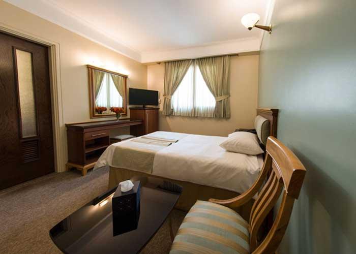 اتاق دو تخته هتل اسکان تهران