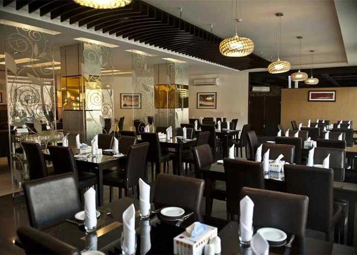 رستوران هتل اسپادانا اصفهان