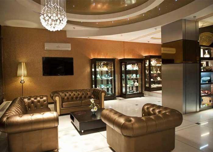 لابی هتل اسپادانا