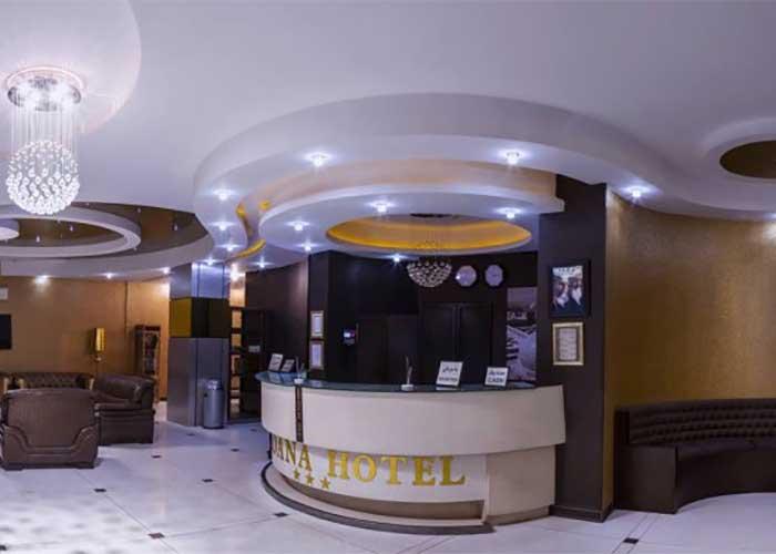 پذیرش هتل اسپادانا اصفهان