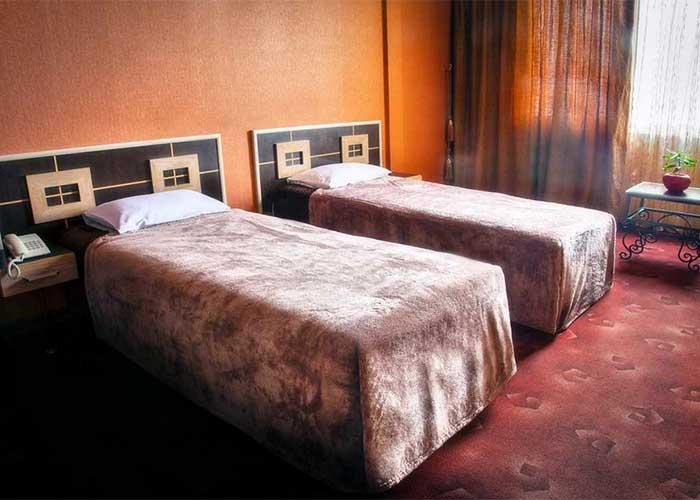 دو تخته هتل اسپادانا