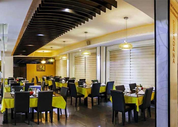 رستوران هتل اسپادانا